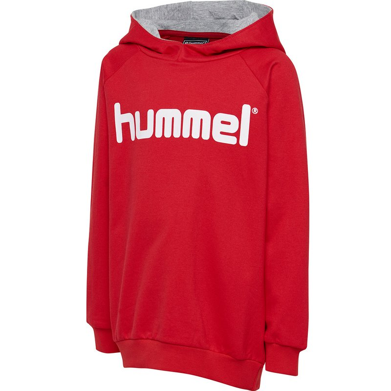 HMLGO KIDS COTTON LOGO HOODIE (JUNIOR)